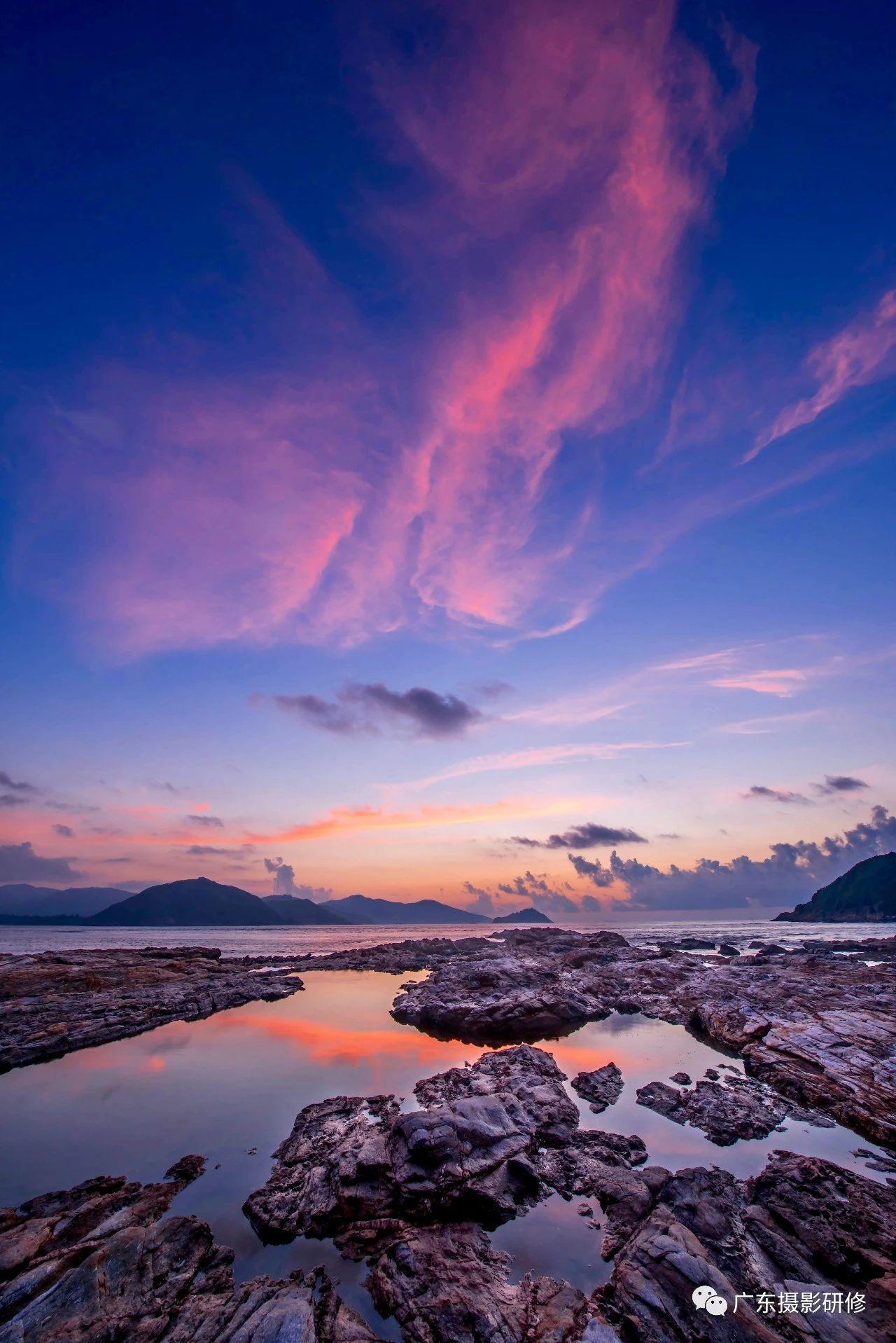盐洲岛慢速摄影(人像)拍摄团